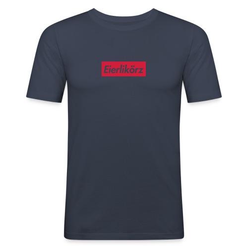 Eierlikörz SSFW 2017 Shirt - Männer Slim Fit T-Shirt