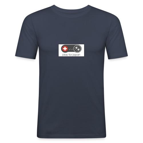 collection homme Geek manette - T-shirt près du corps Homme