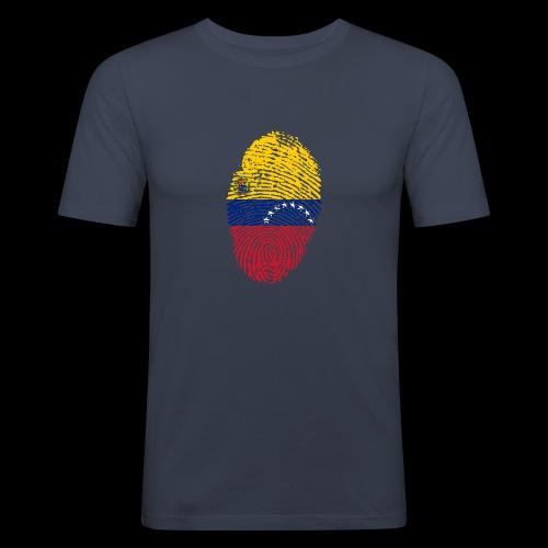 venezuela 653088 1920 - Camiseta ajustada hombre