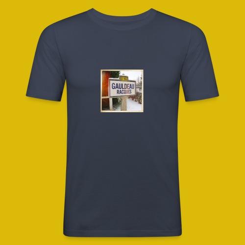 Gogoldorak - T-shirt près du corps Homme