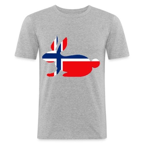 norwegian bunny - Men's Slim Fit T-Shirt