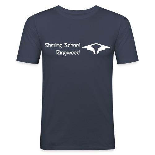 front coworkershirt - Men's Slim Fit T-Shirt
