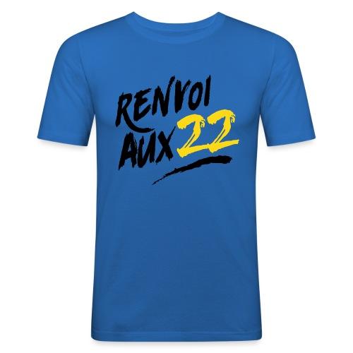 Renvoiaux22 - Men's Slim Fit T-Shirt