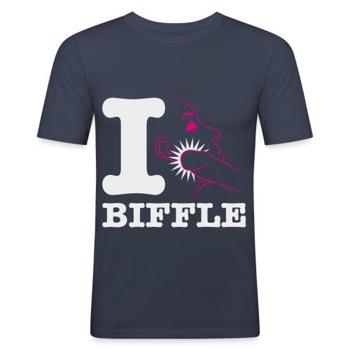 biffle - T-shirt près du corps Homme