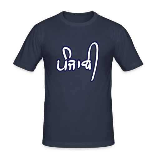 punjabi - Men's Slim Fit T-Shirt