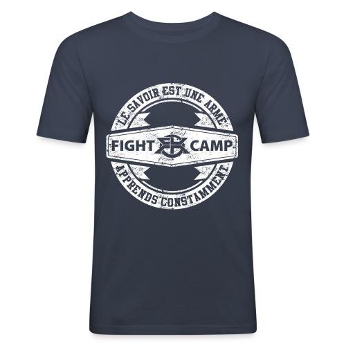 Fight Camp - Savoir Arme - T-shirt près du corps Homme