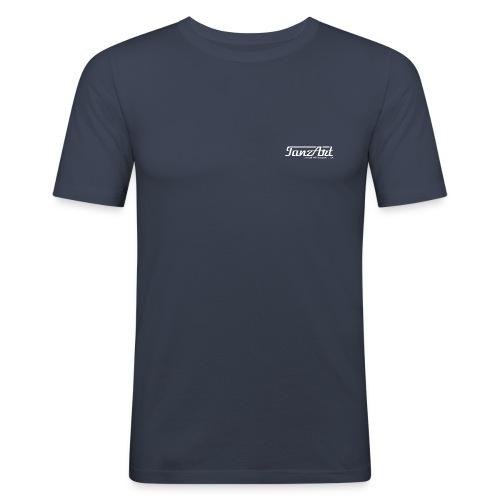 tanzart weiss neu - Männer Slim Fit T-Shirt