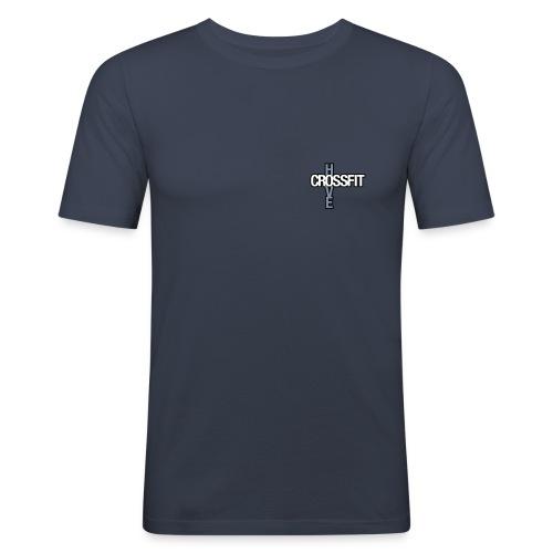 Basic CrossFit Hove T shirt - Men's Slim Fit T-Shirt