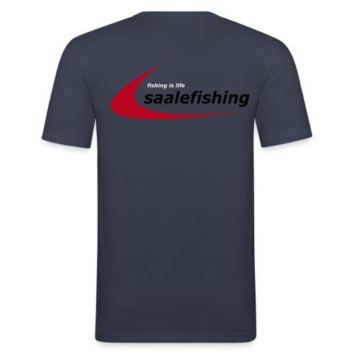 log - Männer Slim Fit T-Shirt