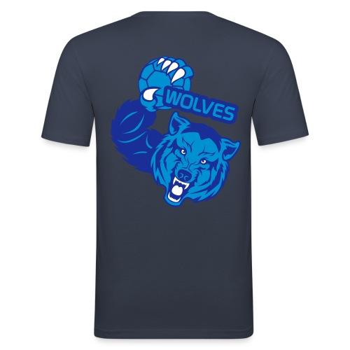 Wolves Handball - T-shirt près du corps Homme