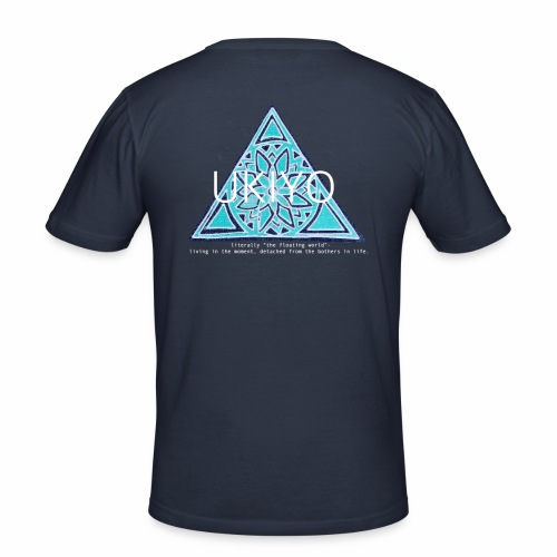 UKIYO - Men's Slim Fit T-Shirt