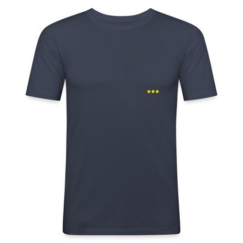 stern1 - Männer Slim Fit T-Shirt