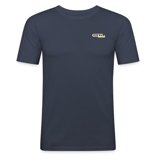 guzzi gris gif - T-shirt près du corps Homme