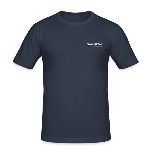 Employer Branding DE - Männer Slim Fit T-Shirt