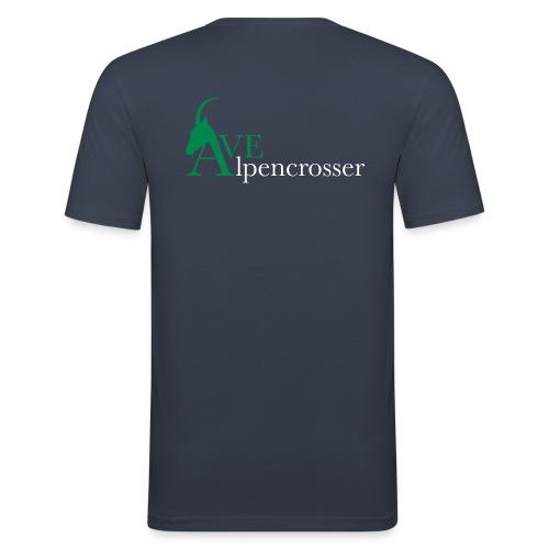 ave alpencrosser - Männer Slim Fit T-Shirt