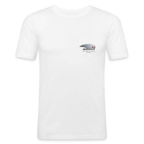 Motif Logo SAC SF 800x472 - T-shirt près du corps Homme