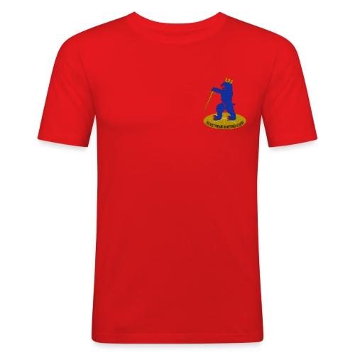wfba_logo_png_iso2 - Miesten tyköistuva t-paita