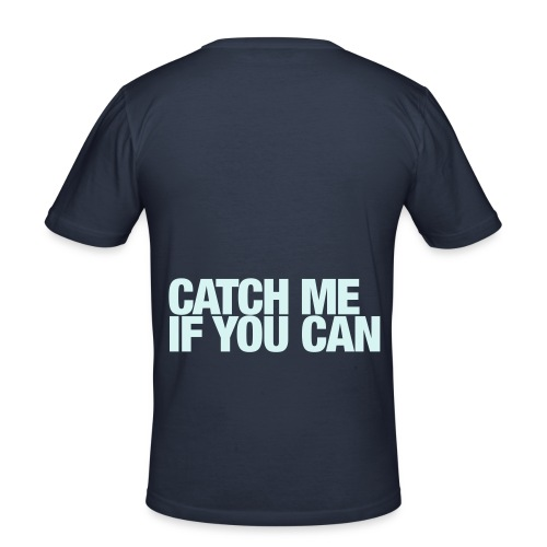 catch - Men's Slim Fit T-Shirt