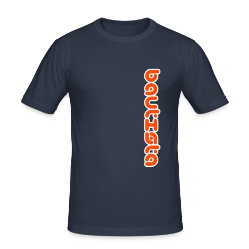 bautistaround - Men's Slim Fit T-Shirt