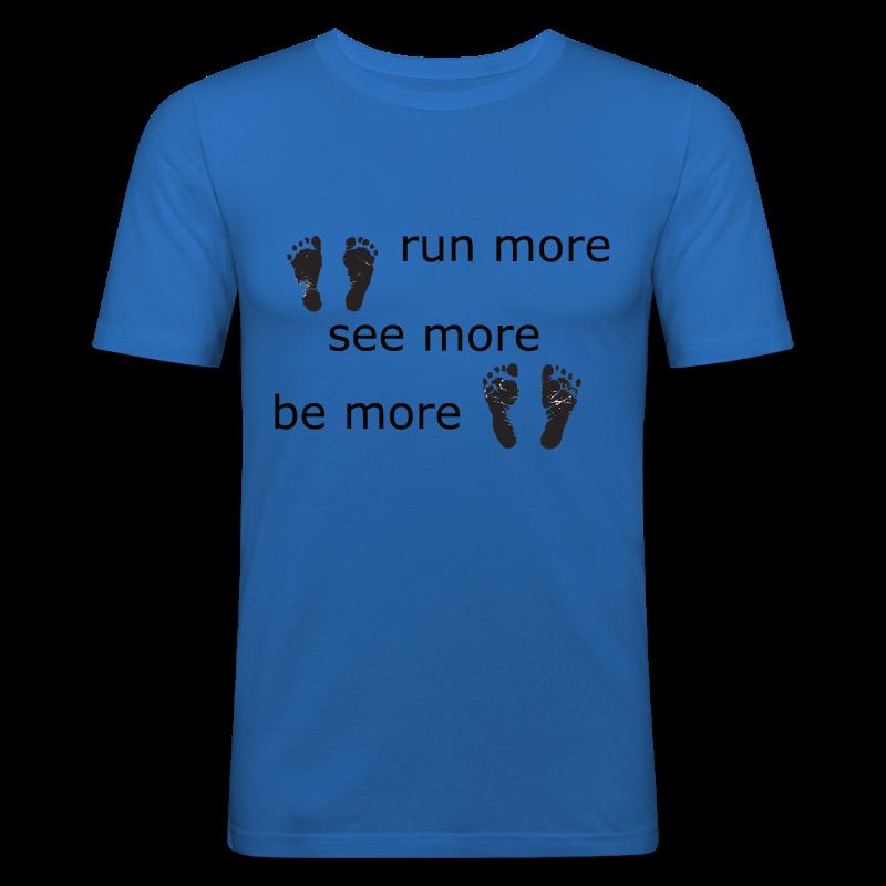 Run Collection - Slim Fit T-skjorte for menn