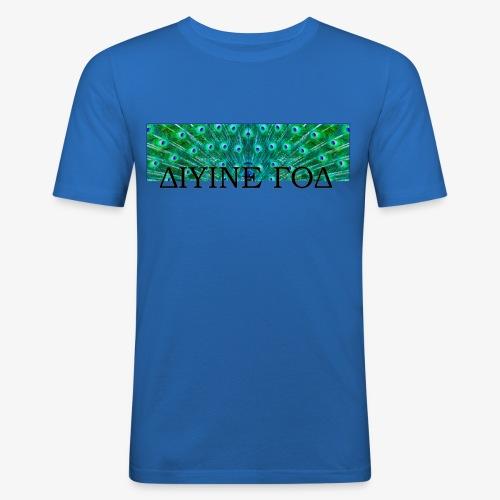 BeProud Logo - slim fit T-shirt