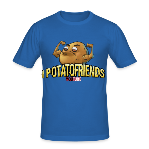 I-POTATOFRIENDS - Maglietta aderente da uomo