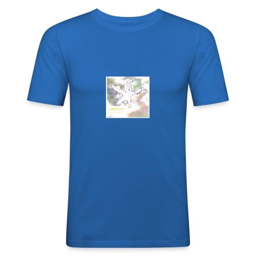 Nirvana - T-shirt près du corps Homme