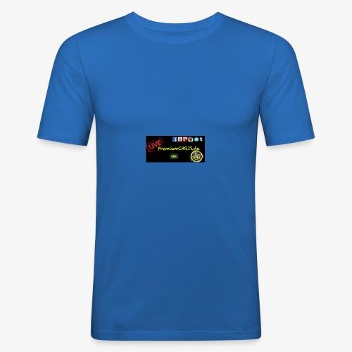 PREMIUMCHRIS - Männer Slim Fit T-Shirt