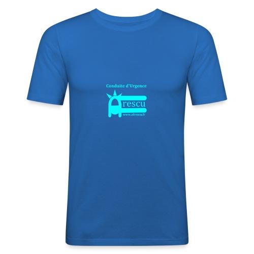 AFrescu - T-shirt près du corps Homme