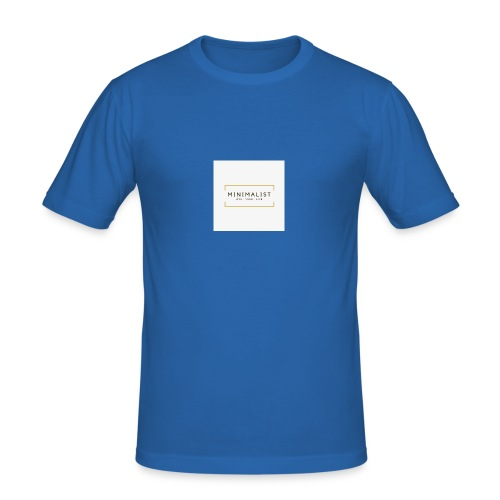 Minimalist - T-shirt près du corps Homme