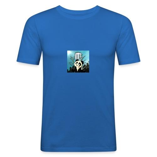OF Designs - Men's Slim Fit T-Shirt