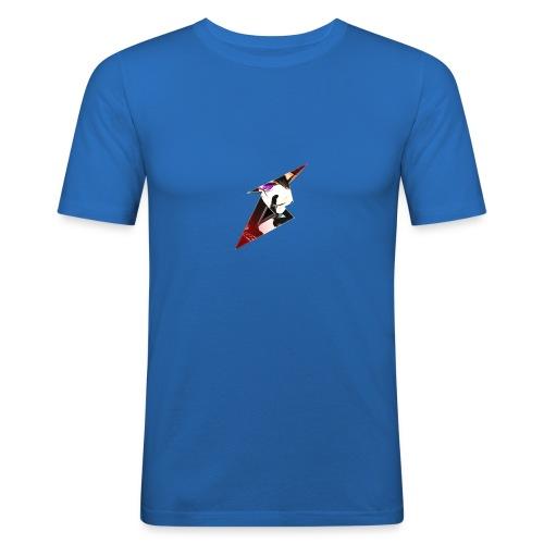 SenseiBreez - Männer Slim Fit T-Shirt