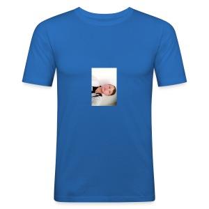 Obraz - Obcisła koszulka męska