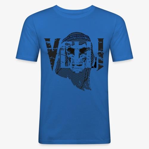 VELLI - Männer Slim Fit T-Shirt