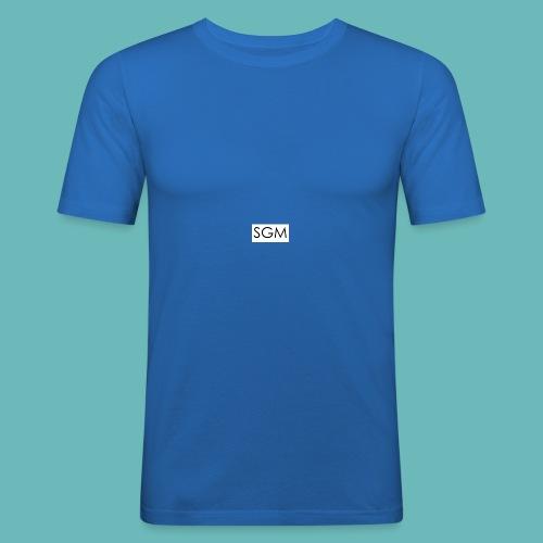 sgm - T-shirt près du corps Homme