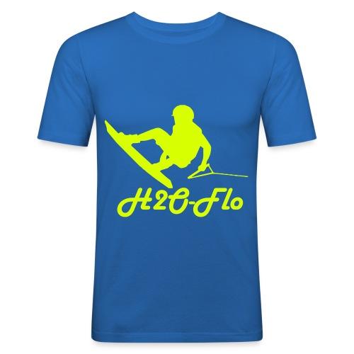 H2O-Flo - Männer Slim Fit T-Shirt