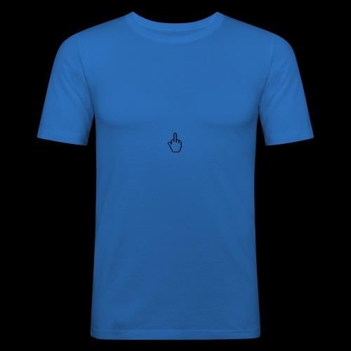 17109 200 - T-shirt près du corps Homme
