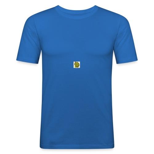 Durian attitude - Men's Slim Fit T-Shirt