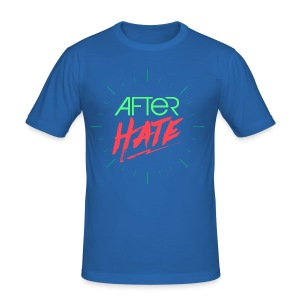 After Hate Horloge - Tee shirt près du corps Homme