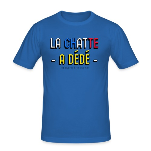 Didier - T-shirt près du corps Homme