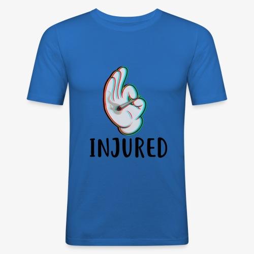 Injured Clothes / Special 1 - Maglietta aderente da uomo