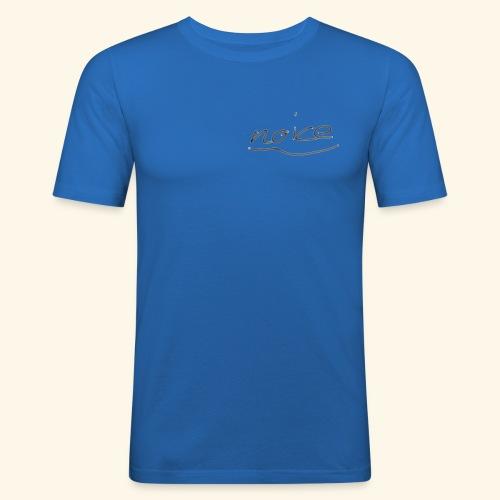 NOICE - Männer Slim Fit T-Shirt