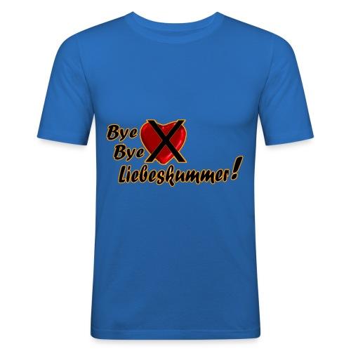 ByeLiebeskummer - Männer Slim Fit T-Shirt