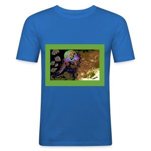 F.U.B.A.R. - Men's Slim Fit T-Shirt
