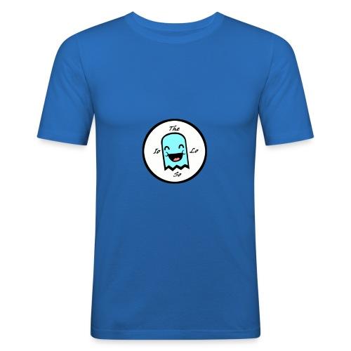 TheIoLoSo - Maglietta aderente da uomo
