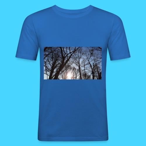 sonnenwald - Männer Slim Fit T-Shirt