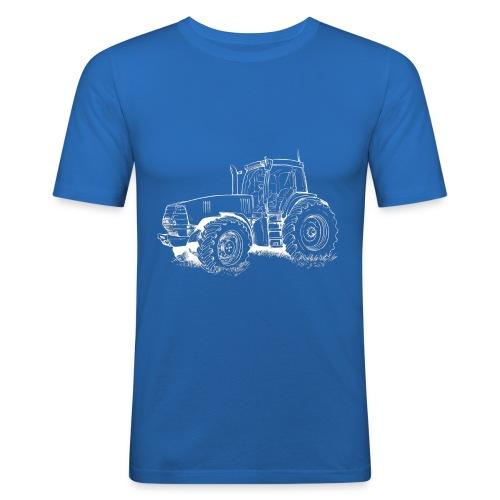 Trecker - Männer Slim Fit T-Shirt