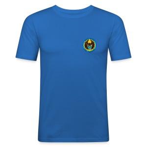 Logo SP Vélizy - Tee shirt près du corps Homme