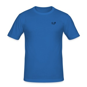 KJM - Men's Slim Fit T-Shirt