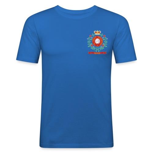 51st Logo Solo - Men's Slim Fit T-Shirt